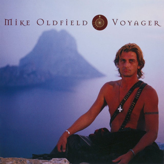 Mike Oldfield VOYAGER Vinyl Record - 180 Gram Pressing