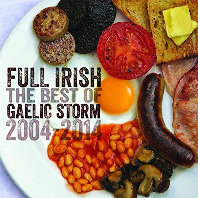 FULL IRISH: THE BEST OF GAELIC STORM CD