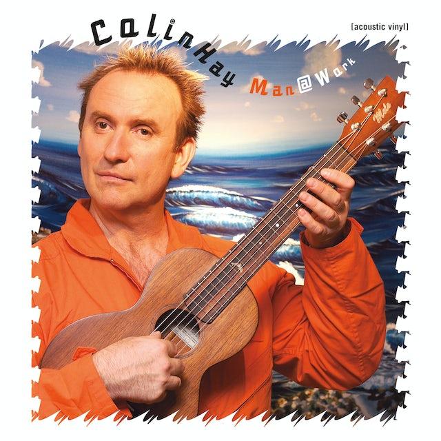 Colin Hay MAN AT WORK (ACOUSTIC VINYL) Vinyl Record