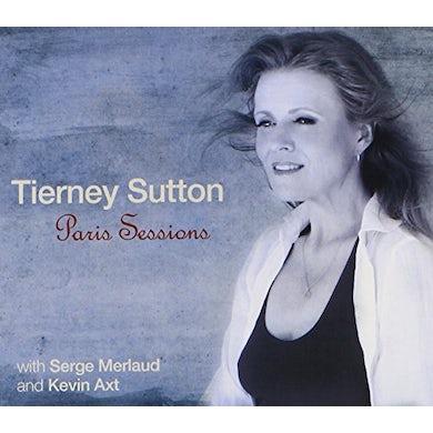 Tierney Sutton PARIS SESSIONS CD