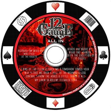 Twelve Gauge ALL IN CD