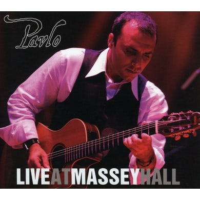 LIVE AT MASSEY HALL CD