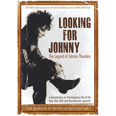 LOOKING FOR JOHNNY: LEGEND OF JOHNNY THUNDERS DVD