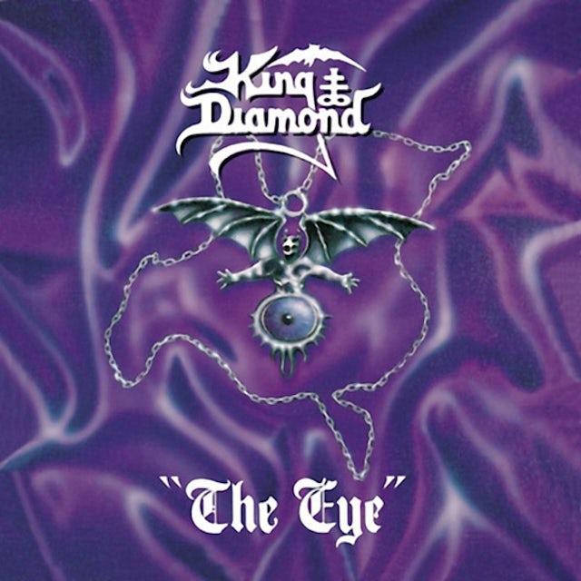 King Diamond EYE Vinyl Record