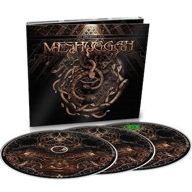 MESHUGGAH OPHIDIAN TREK CD
