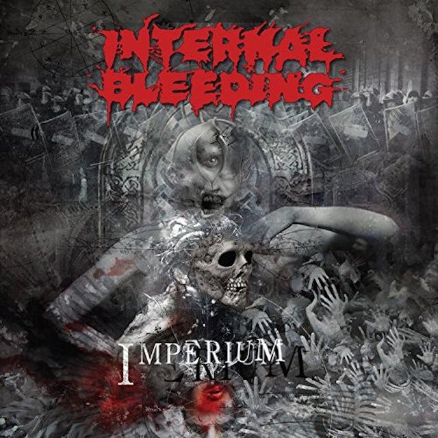 INTERNAL BLEEDING IMPERIUM Vinyl Record