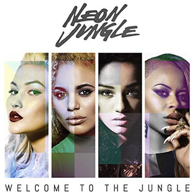 Neon Jungle WELCOME TO THE JUNGLE CD