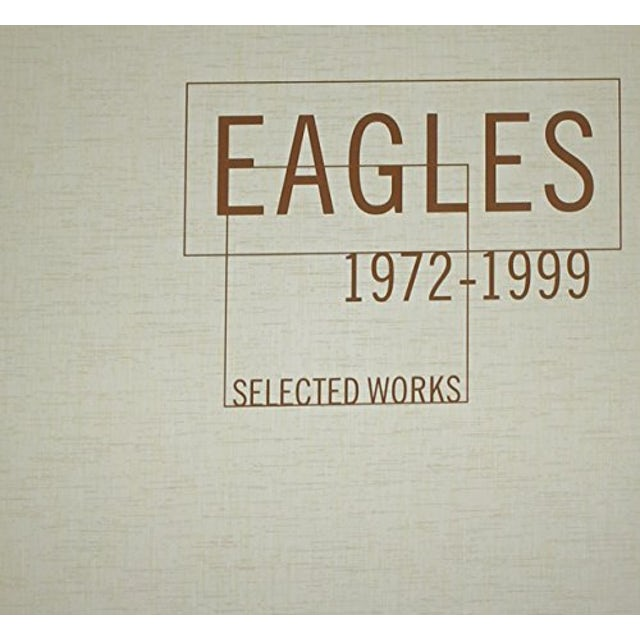 Eagles SELECTED WORKS 1972-1999 (RE-ISSUE) CD