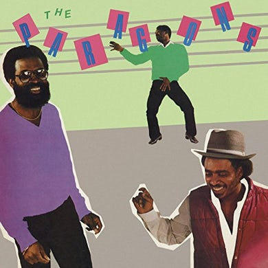 The Paragons Vinyl Record