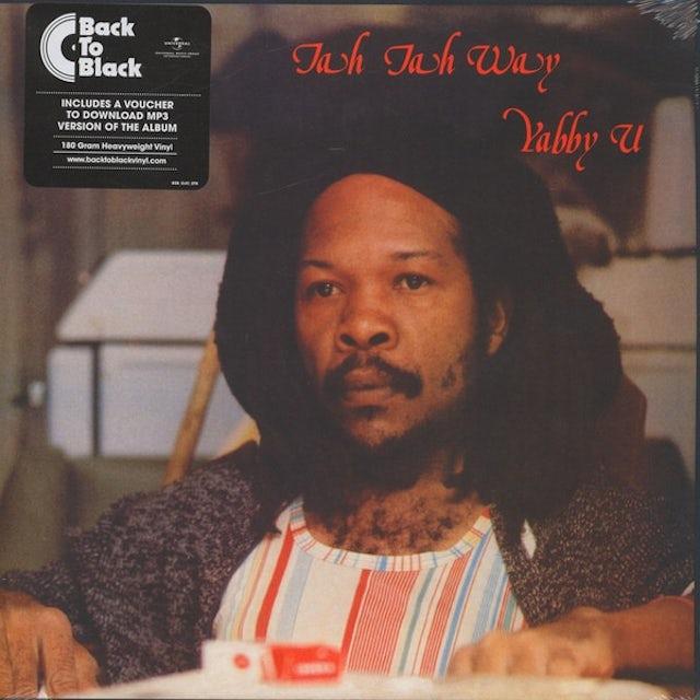 Yabby You JAH JAH WAY Vinyl Record