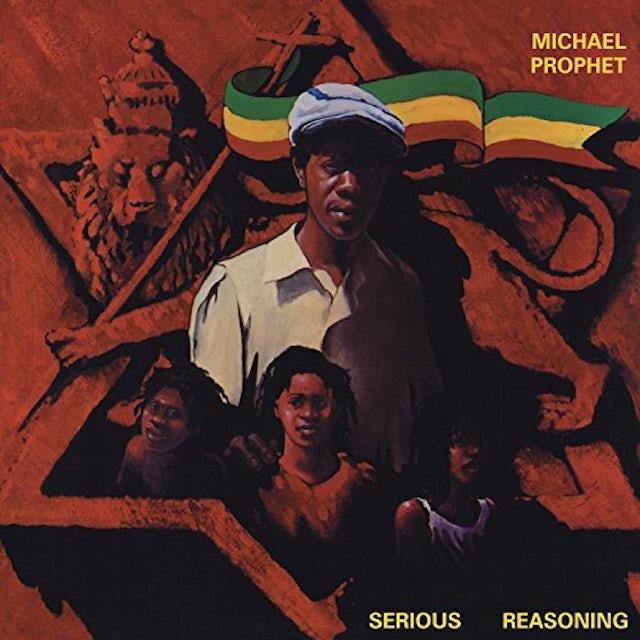 Michael Prophet SERIOUS REASONING Vinyl Record