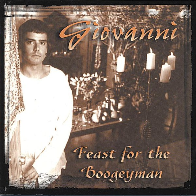 Giovanni FEAST FOR THE BOOGEYMAN CD