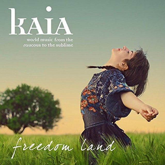 Kaia FREEDOM LAND CD