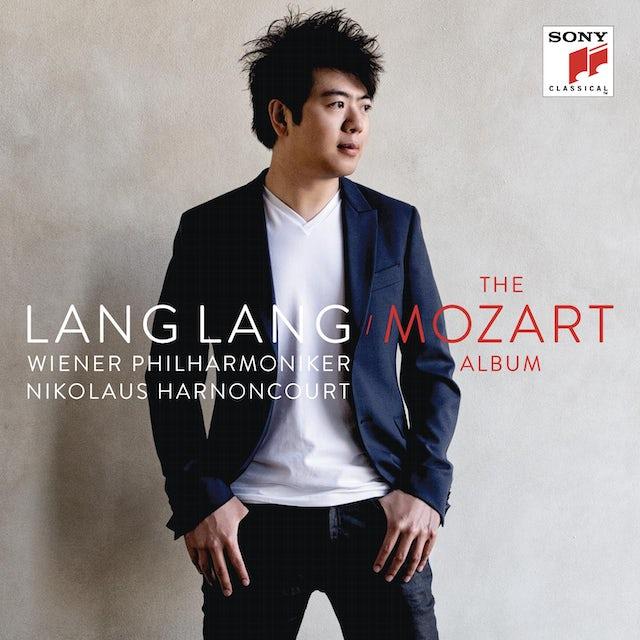 Lang Lang MOZART ALBUM CD