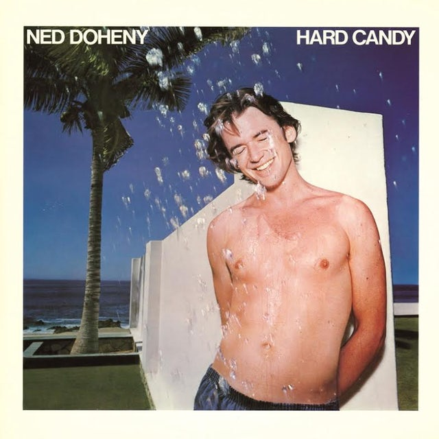 Ned Doheny HARD CANDY Vinyl Record - Limited Edition, 180 Gram Pressing