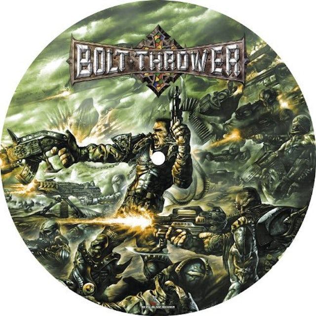 Bolt Thrower HONOUR-VALOUR-PRIDE Vinyl Record