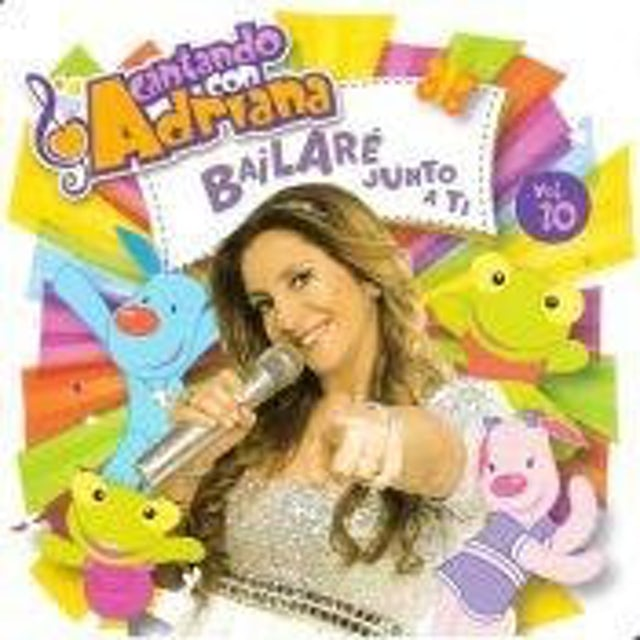 CANTANDO CON ADRIANA-VOL. 10 CD