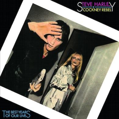 Steve Harley & Cockney Rebel BEST YEARS OF OUR LIVES Vinyl Record