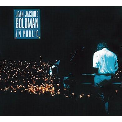 Jean-Jacques Goldman EN PUBLIC CD
