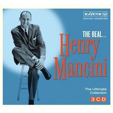 REAL HENRY MANCINI CD