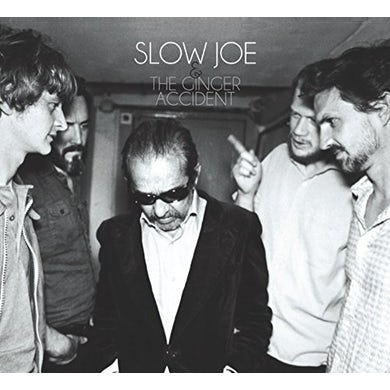 SLOW JOE & THE GINGER ACCIDENT LOST FOR LOVE CD