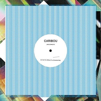 Caribou CAN'T DO IT WITHOUT YOU Vinyl Record