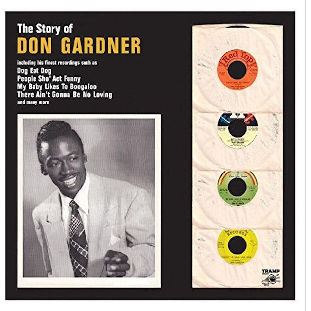 STORY OF DON GARDNER Vinyl Record