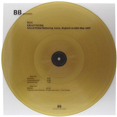 Kraftwerk LIVE AT TRIBAL GATHERING LUTON ENGLAND ON 24TH MAY Vinyl Record