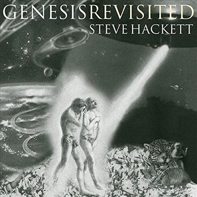 Steve Hackett GENESIS REVISTSED 1 Vinyl Record - UK Release