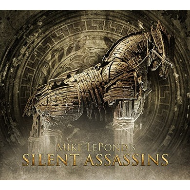 MIKE LEPOND'S SILENT ASSASSINS CD