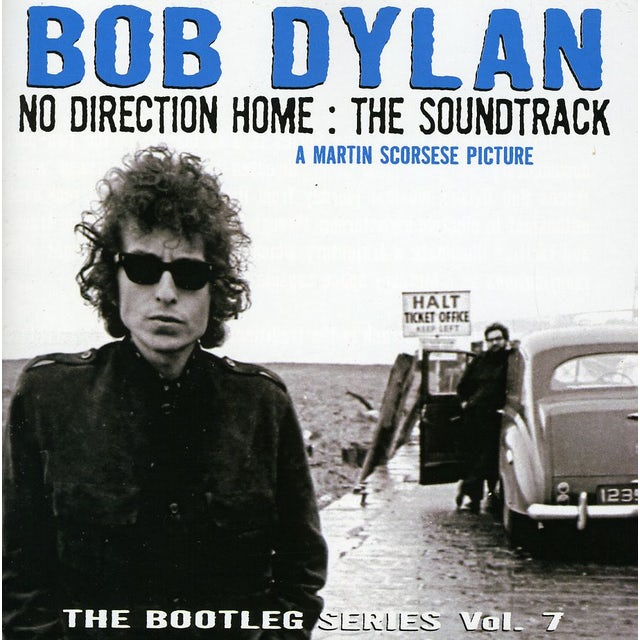 Bob Dylan BOOTLEG SERIES-NO DIRECTION HOME 7 CD