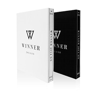WINNER DEBUT ALBUM CD
