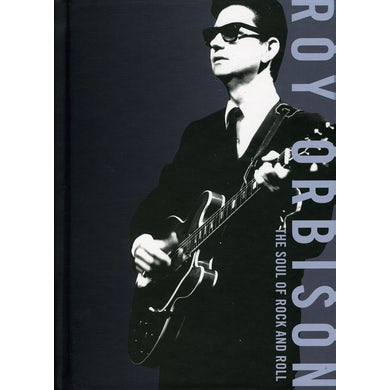 Roy Orbison SOUL OF ROCK & ROLL CD
