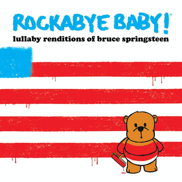 Rockabye Baby LULLABY RENDITIONS OF BRUCE SPRINGSTEEN CD