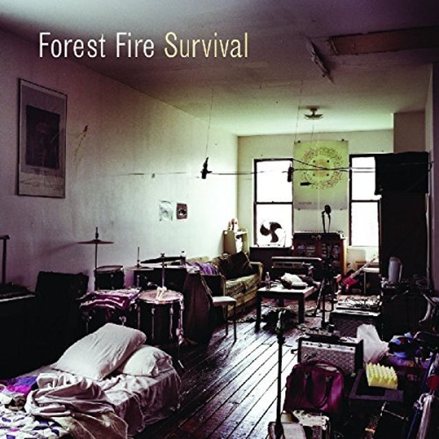 Forest Fire SURVIVAL Vinyl Record
