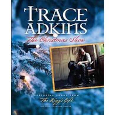 TRACE ADKINS THE CHRISTMAS SHOW FEATURING SONGS FR DVD