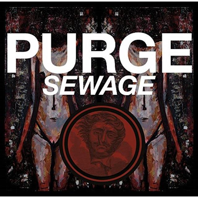 PURGE SEWAGE Vinyl Record