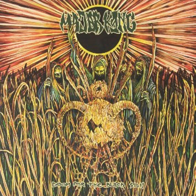 MAJOR KONG DOOM FOR THE BLACK SUN Vinyl Record