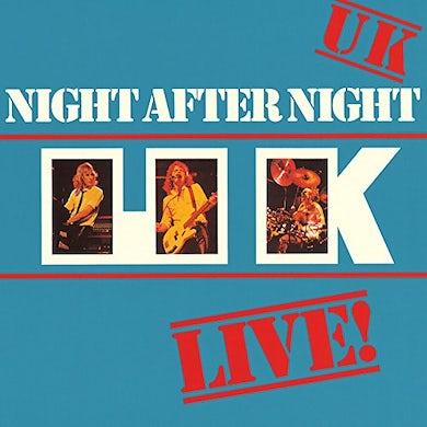 UK NIGHT AFTER NIGHT Super Audio CD