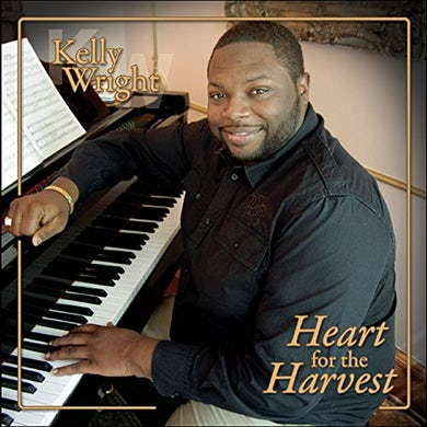 Kelly Wright HEART FOR THE HARVEST CD