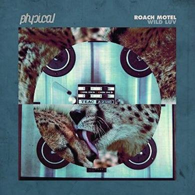 ROACH MOTEL WILD LUV Vinyl Record