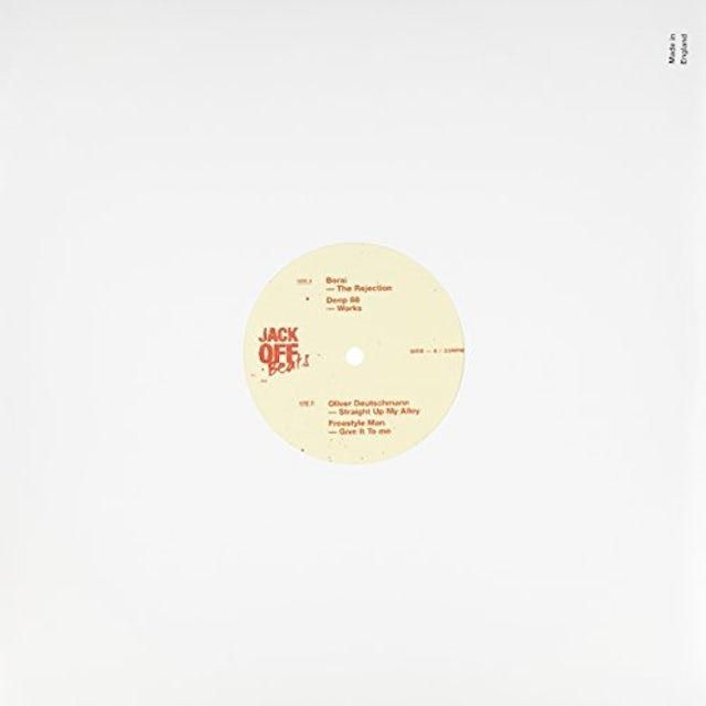 JACK OFF BEATS 002 / VARIOUS Vinyl Record