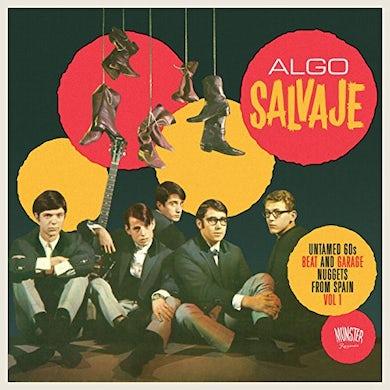 ALGO SALVAJE: UNTAMED 60S BEAT & GARAGE / VAR Vinyl Record