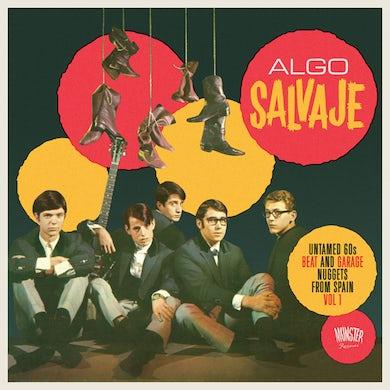 ALGO SALVAJE: UNTAMED 60S BEAT & GARAGE / VAR CD