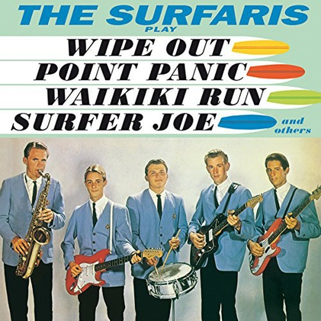 Surfaris WIPE OUT Vinyl Record
