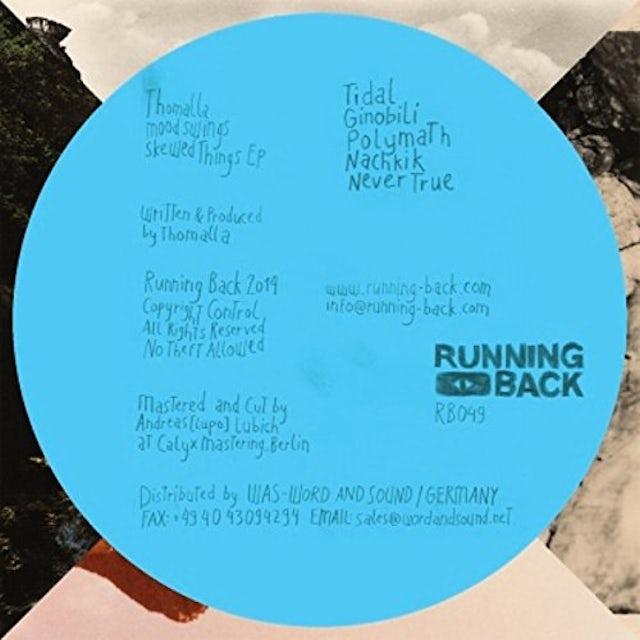 Thomalla MOOD SWINGS SKEWED THINGS Vinyl Record