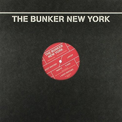 Atom Tm GROUND LOOP Vinyl Record