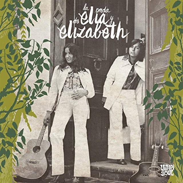 LA ONDA DE ELIA Y ELIZABETH Vinyl Record
