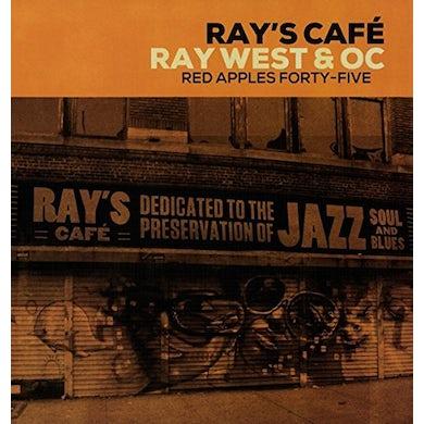 Ray West & Oc RAY'S CAFE CD