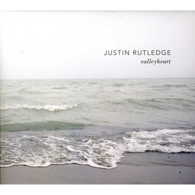 Justin Rutledge VALLEYHEART CD